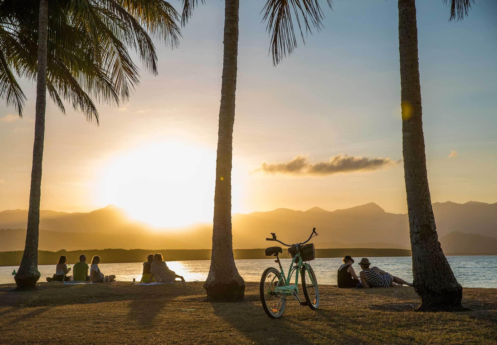 Why a trip to Cairns & Great Barrier Reef will leave you feeling inspired.